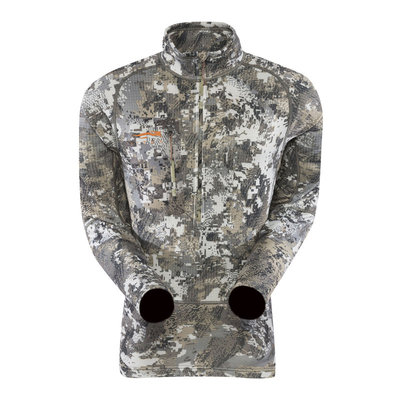 Водолазка SITKA Core Heavyweight Zip T, 10039