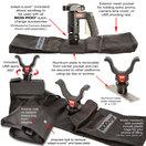 Мешок-упор для стрельбы Super Steady Saddlebag (BSB) ™