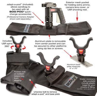 Мешок-упор для стрельбы Super Steady Saddlebag ™
