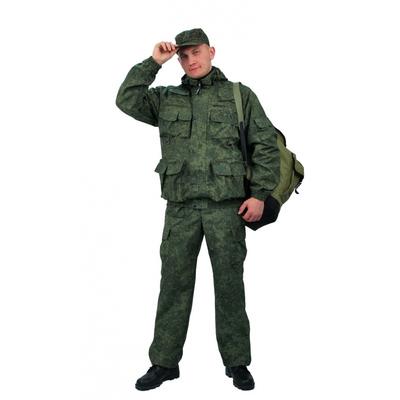 """Костюм мужской """"Gerkon Commando"""" т. Смесовая """"Зеленый пиксель"""""""