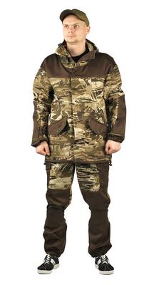 "Костюм ""ГОРКА-ГОРЕЦ"" куртка/брюки, цвет: ""Кукла бежевый"""